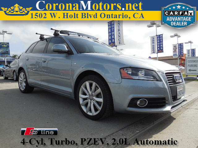2010 Audi A3 20T Premium Silver 4 Cylinder Engine 4-Wheel Disc Brakes 6-Speed AT AC AT A