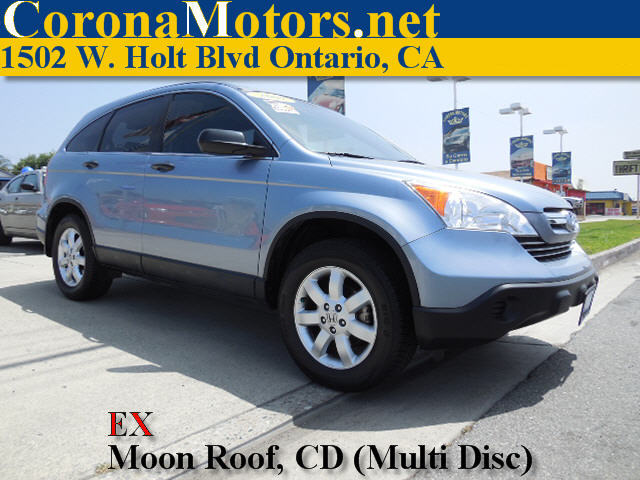 2009 Honda CR-V EX Silver 4 Cylinder Engine 4-Wheel Disc Brakes 5-Speed AT AC AT ABS Adj