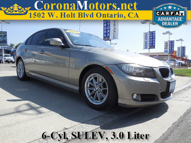 2010 BMW 3 Series 328i Champagne 4-Wheel Disc Brakes AC ABS Adjustable Steering Wheel Alumin