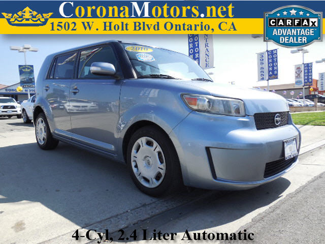 2010 Scion xB Stingray Metallic 4 Cylinder Engine 4-Speed AT 4-Wheel Disc Brakes AC AT AB