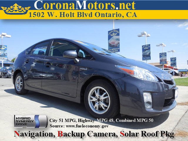 2010 Toyota Prius IV Gray 4 Cylinder Engine 4-Wheel Disc Brakes AC AT ABS Adjustable Steer