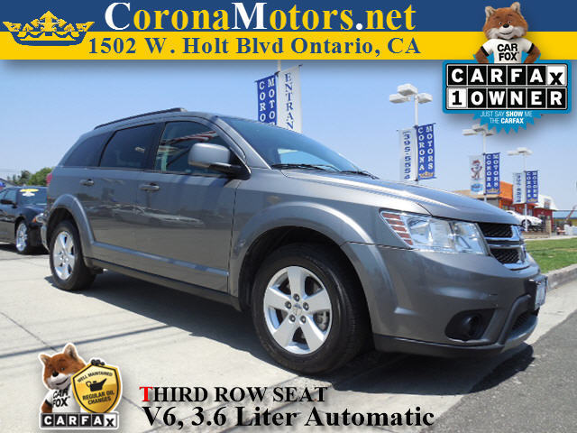 2012 Dodge Journey SXT Storm Gray Pearl 4-Wheel Disc Brakes AC AT ABS Adjustable Steering W